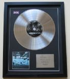 LINKIN PARK - Meteora CD / PLATINUM PRESENTATION DISC